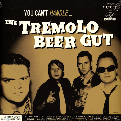 Tremolo Beer Gut - You Can't Handle...