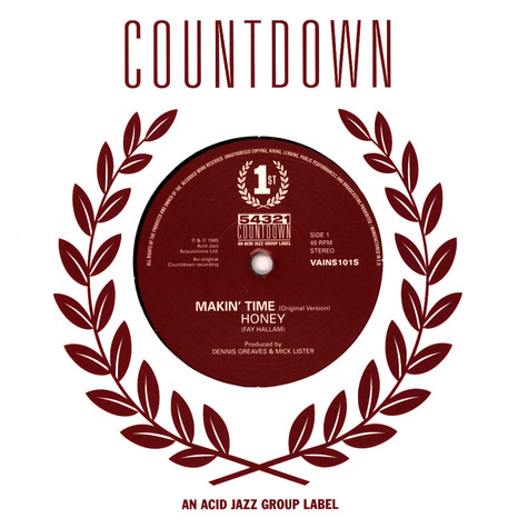 Makin' Time - Honey / Take What You Can Get