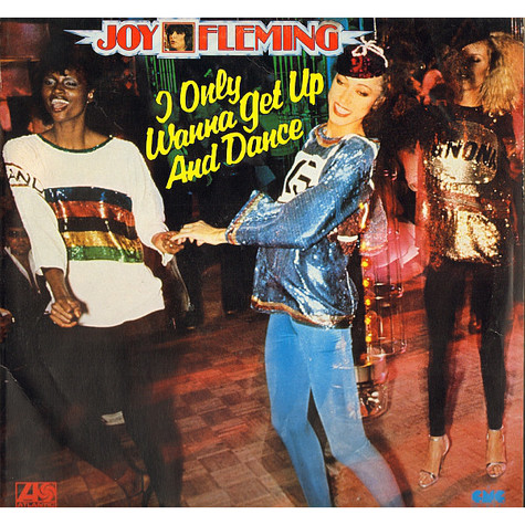 Joy Fleming - I Only Wanna Get Up And Dance