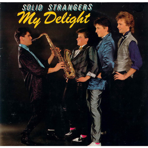 Solid Strangers - My Delight