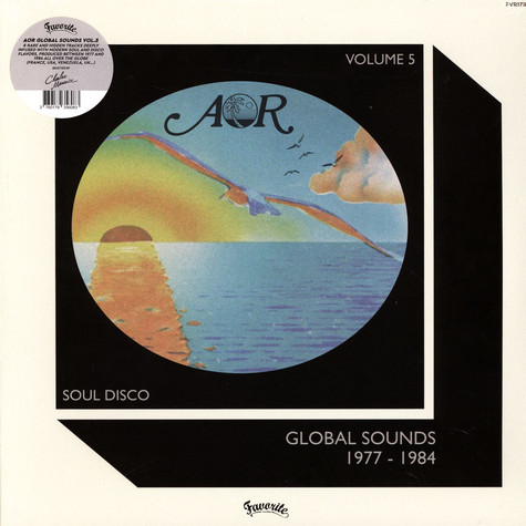 V.A. - Aor Global Sounds Volume 5 1977-1984 Selected By Charles Maurice