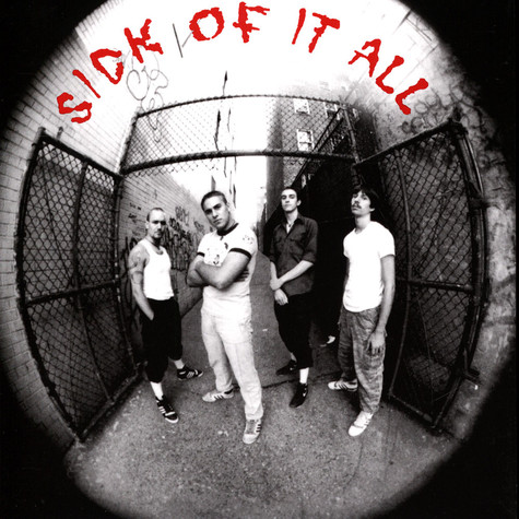 Sick Of It All - Sick Of It All Green Vinyl Edition