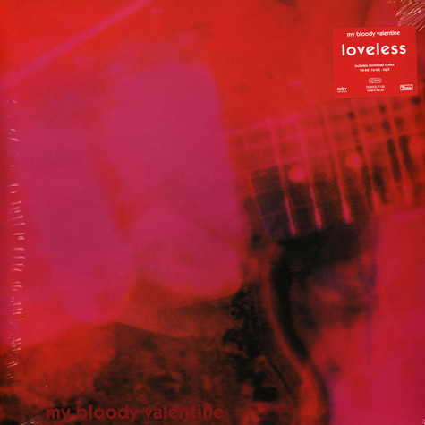 my bloody valentine - loveless Deluxe Edition