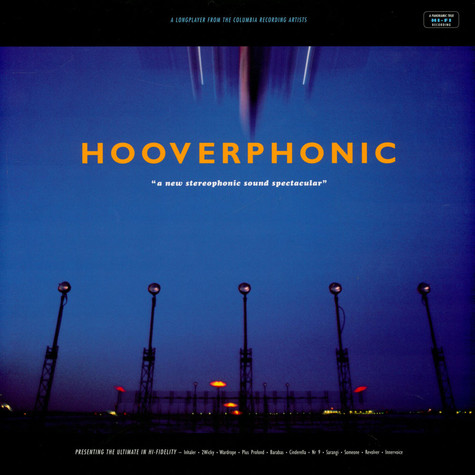 Hooverphonic - A New Stereophonic Sound Spectacular 25th Anniversary Transparent Blue Vinyl Edition