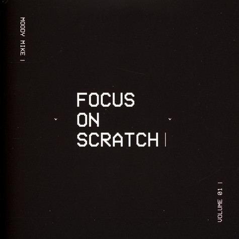 Moody Mike - Focus On Scratch Marbled Vinyl Edition