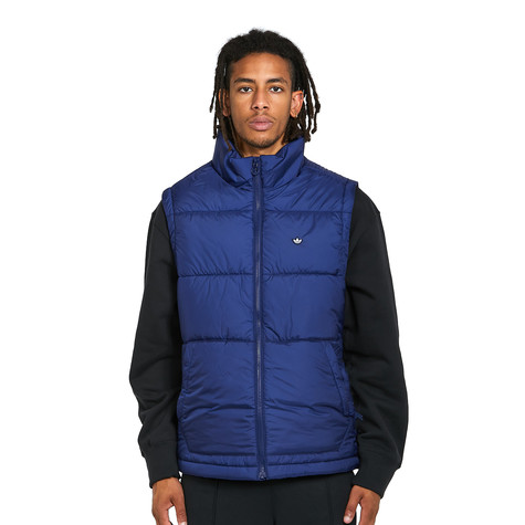 adidas - Padded Stand Collar Puffer Vest