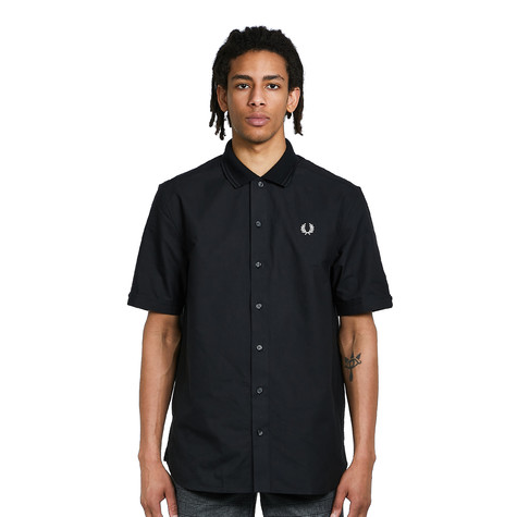 Fred Perry - Flat Knit Collar Shirt