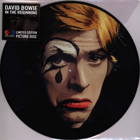 David Bowie - In The Beginning Picture Disc Edition