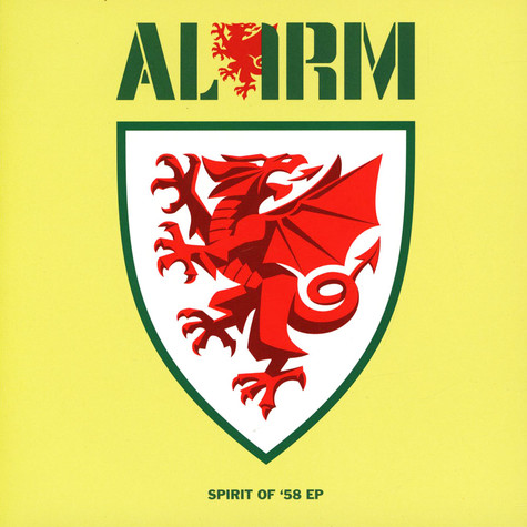 Alarm, The - Spirit Of '58 Ep Record Store Day 2021 Edition