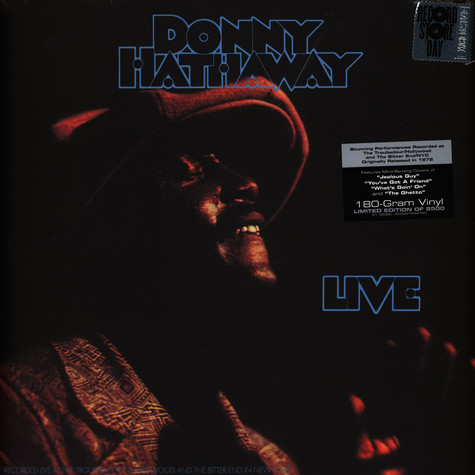 Donny Hathaway - Live Record Store Day 2021 Edition