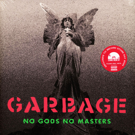 Garbage - No Gods No Masters Record Store Day 2021 Edition