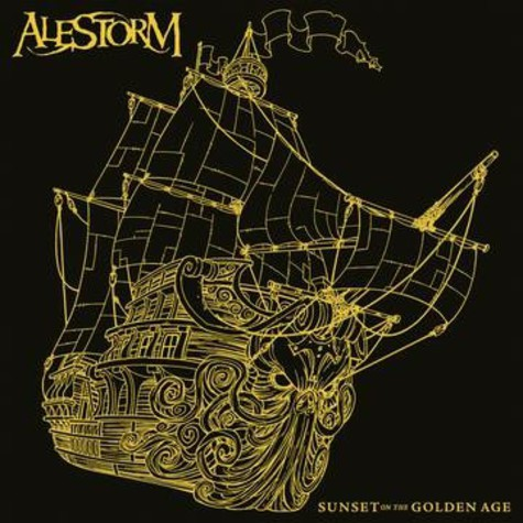 Alestorm - Sunset On The Golden Age Record Store Day 2021 Edition