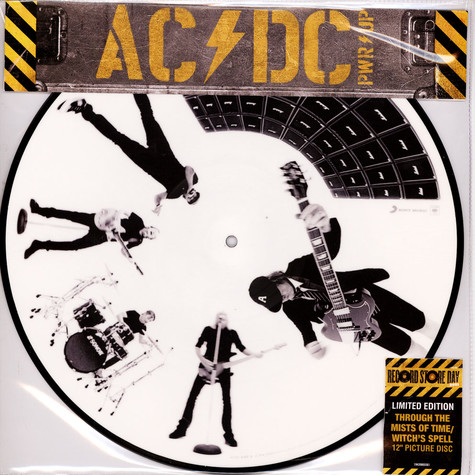 AC/DC - Through The Mists Of Time / Witch's Spell Picture Disc Record Store Day 2021 Edition