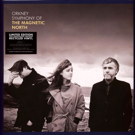Magnetic North, The - Orkney: Symphony Of The Magnetic North eco Vinyl Edition
