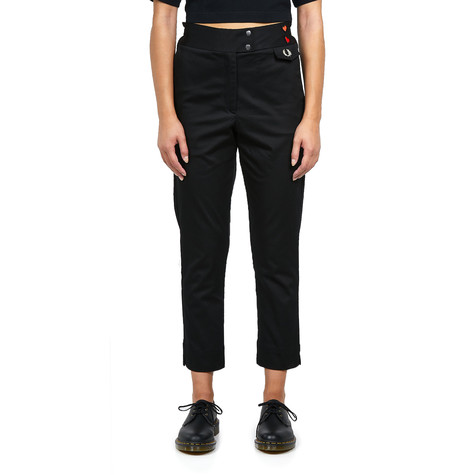 Fred Perry x Amy Winehouse Foundation - High Waist Trousers