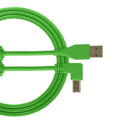 UDG - Ultimate Audio Cable USB 2.0 A-B Angled 1m