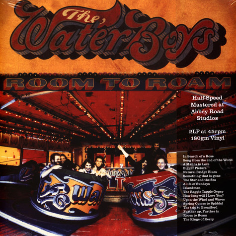 Waterboys, The - Room To Roam Half Speed Master Edition
