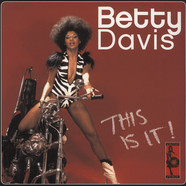 Betty Davis - This is it - anthology