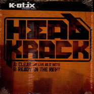 Head Krack - Clear (As Live As It Gets)
