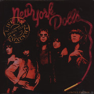 New York Dolls - Live in concert - Paris 1974