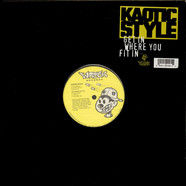 Kaotic Stylin - Get In Where You Fit In / Down 4 Whatever