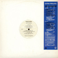 Extra Prolific - Like It Should Be