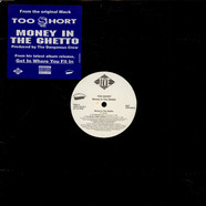 Too Short - Money In The Ghetto
