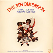 5th Dimension, The - Living Together, Growing Together