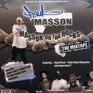 Paul Ma$$on - Ma$$on on tha rocks - the mixtape