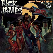 Rick James - Bustin Out Of L Seven