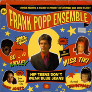 Frank Popp Ensemble, The - Hip Teens Don't Wear Blue Jeans