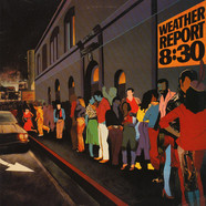 Weather Report - 8:30