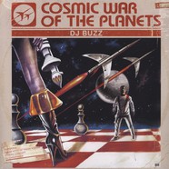 DJ Buzz of Waxolutionists - Cosmic War Of The Planets