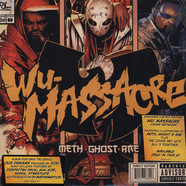 Ghostface Killah, Method Man & Raekwon - Wu-Massacre