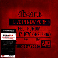 Doors, The - Live In New York
