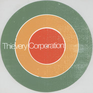Thievery Corporation - Bullseye Slipmat
