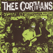Cormans, Thee - Halloween Record With Sound Effects