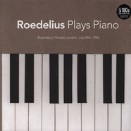 Roedelius - Plays Piano
