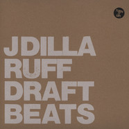 J Dilla aka Jay Dee - Ruff Draft Beats / Instrumentals Full Color Sleeve Edition