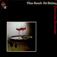 Max Roach / Art Blakey - Percussion Discussion