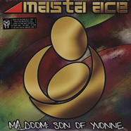 MA DOOM (Masta Ace & MF Doom) - Son Of Yvonne Black Vinyl Edition