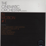 Cinematic Orchestra - In Motion Volume 1