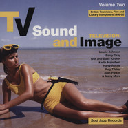 V.A. - TV Sound And Image - British Television, Film And Library Composers 1955-78 LP 2