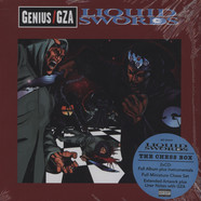 Genius / GZA - Liquid Swords Chess Box