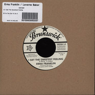 Erma Franklin / Laverne Baker - I Get The Sweetest Feeling / I'm The One