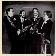 New York Saxophone Quartet, The - An American Experience