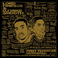 Lord Finesse & DJ Mike Smooth - Funky Technician Instrumentals Black Vinyl Edition