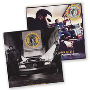 Pete Rock & CL Smooth - Mecca And The Soul Brother & The Main Ingredient hhv.de Bundle