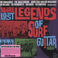 V.A. - More Lost Legends Of Surf Guitar
