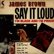 James Brown - Say It Loud I'm Black And I'm Proud